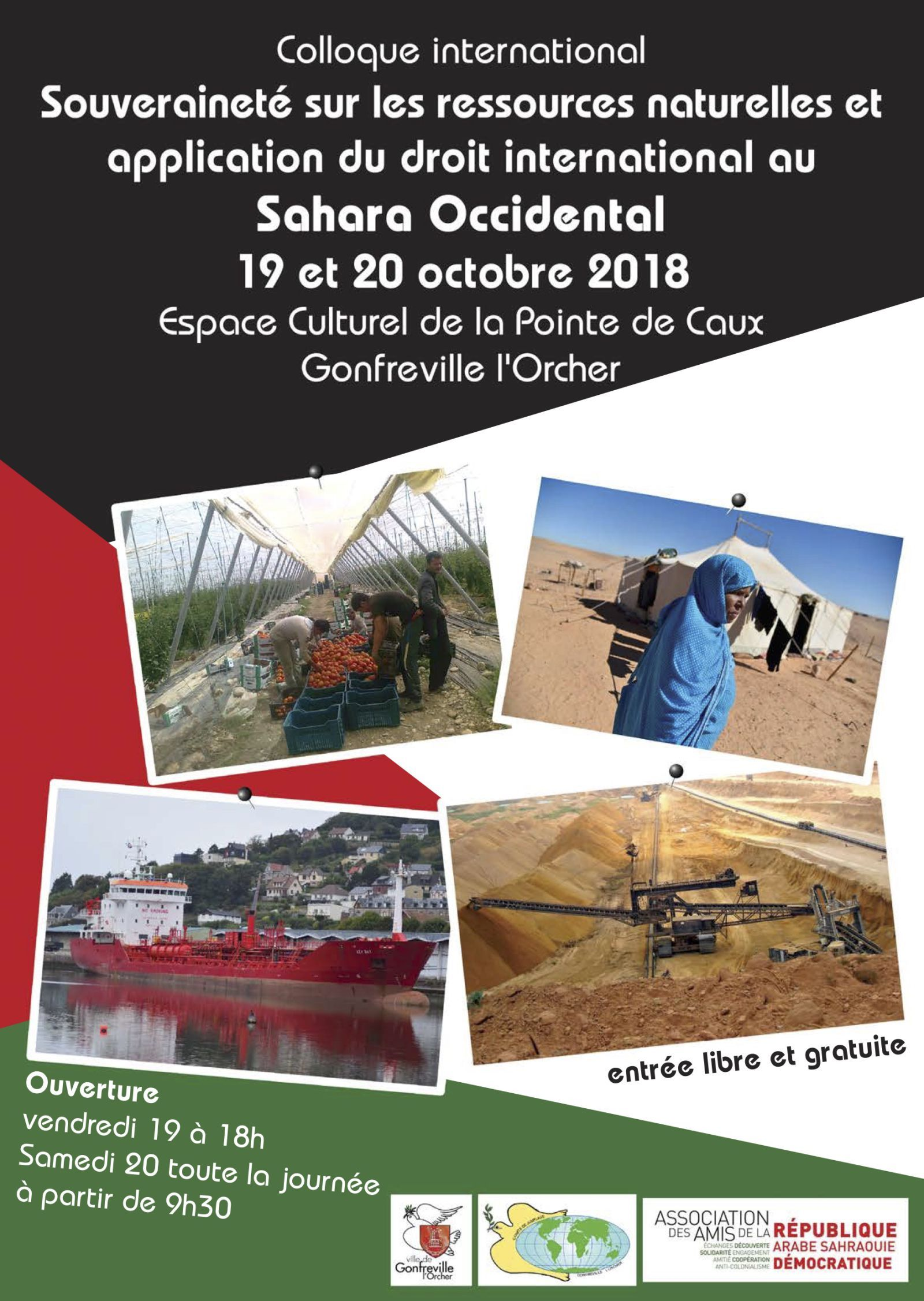 CONFERENCE ON NATURAL RESOURCES OF WESTERN SAHARA